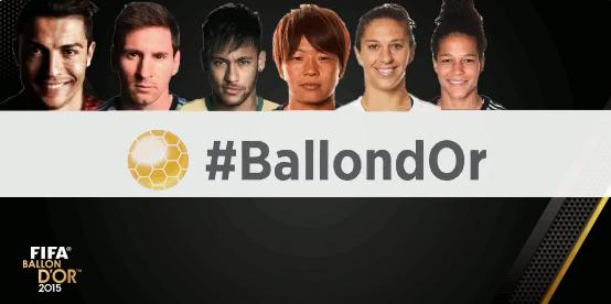 Cristiano, Neymar y Messi tendrán emojis propios en Twitter