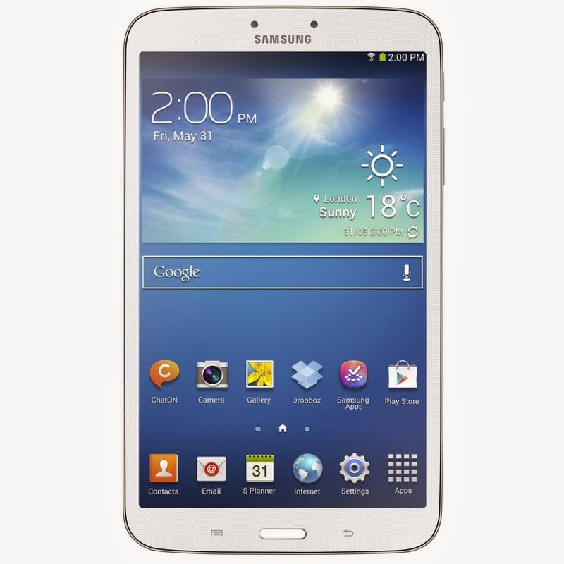 Spesifikasi Dan Harga Samsung Galaxy Tab 3 8.0 White Terbaru