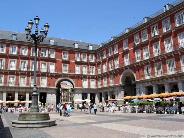 MADRID Plaza+mayor1