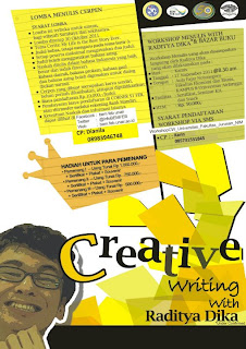 creative writing dunialombaku.blogspot.com
