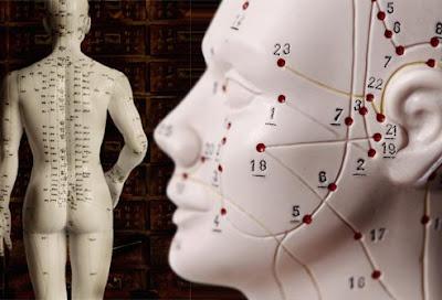 Titik akupunktur badan
