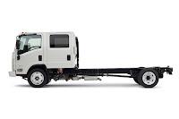 Chevrolet Low Cab Forward 4500 Crew Cab (2016) Side