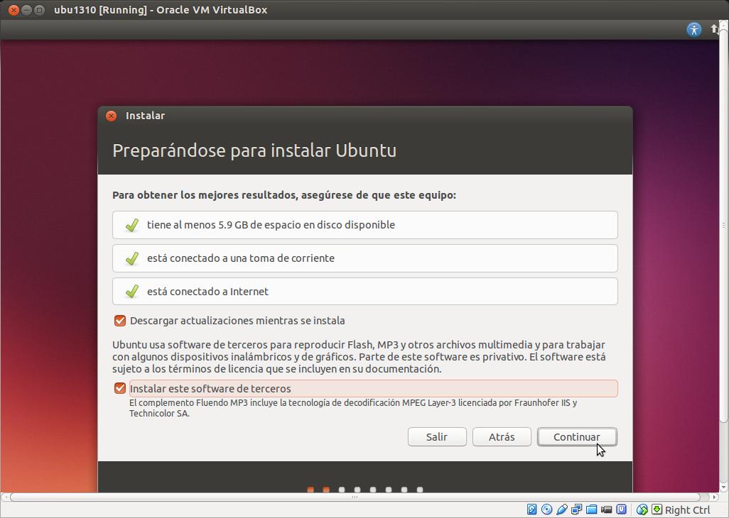 how to open .acsm ubuntu