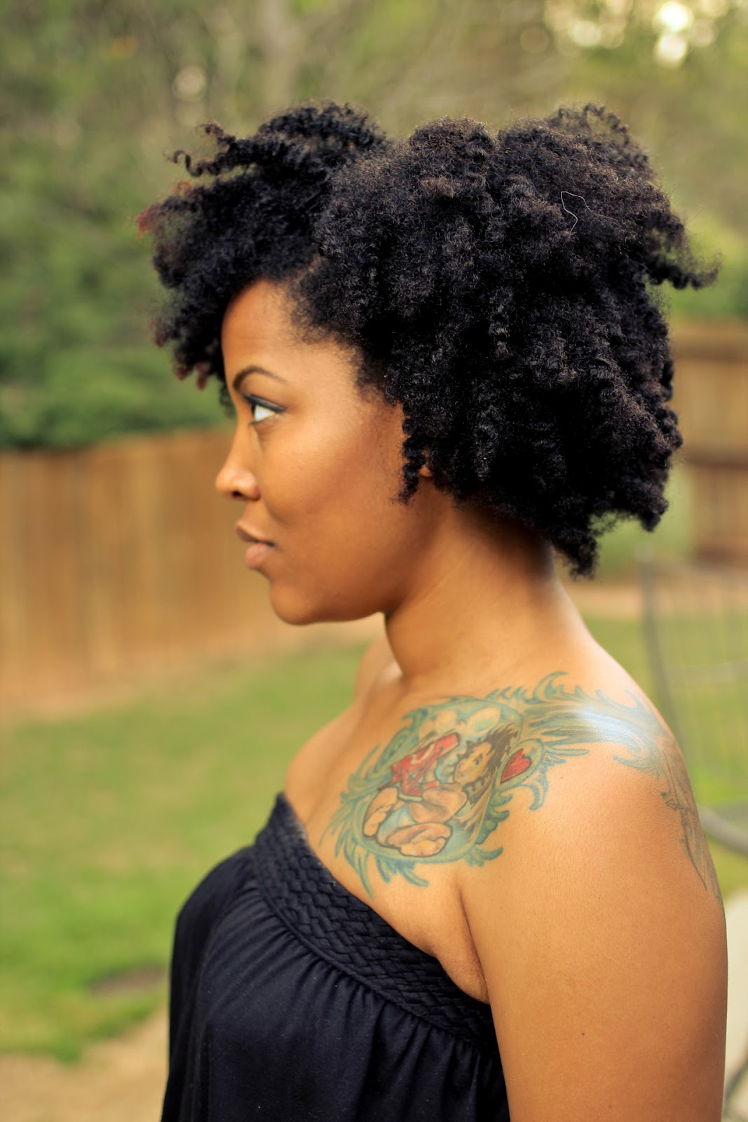 Hairstyles For Natural Kinky Hair
