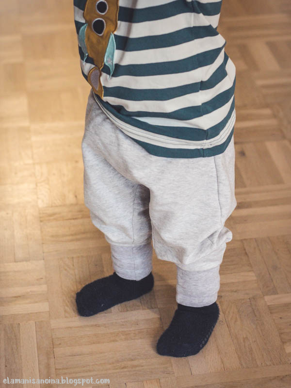 Nosh baggy-housut