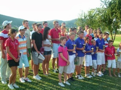 GOLF: YOUNG GENERATION TEAM