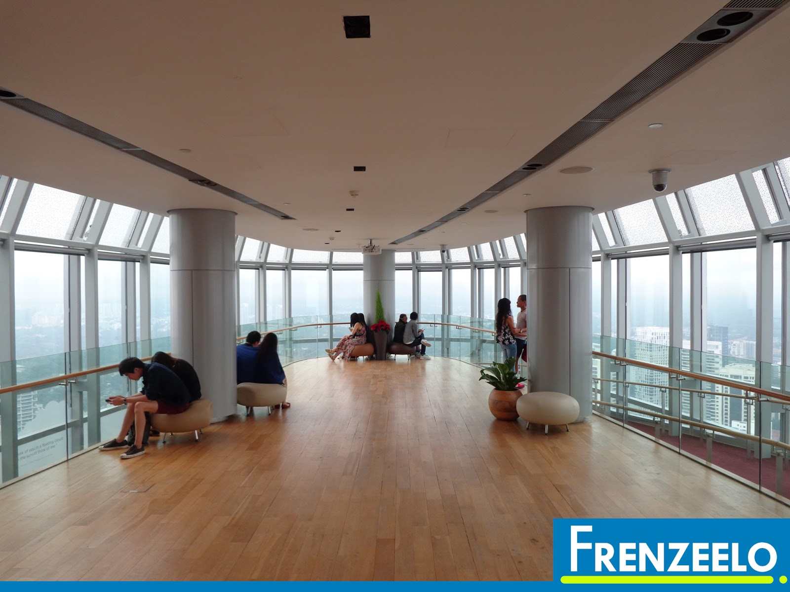 Frenzeelo: Going Sky High At Ion Orchard\'s Ion Sky Observation Deck