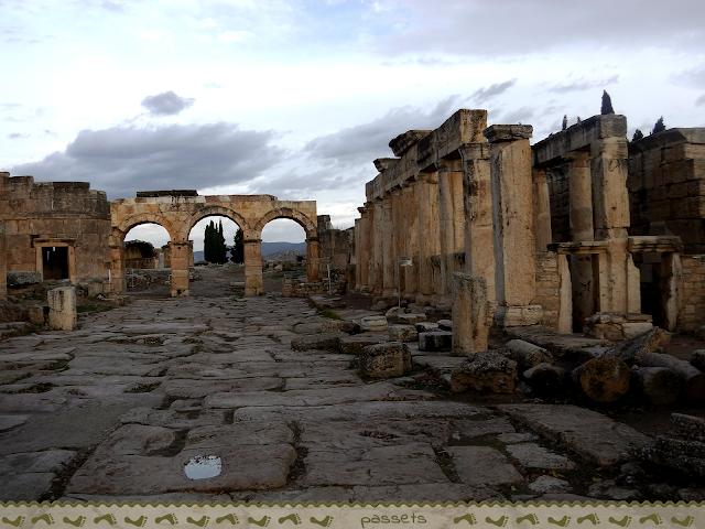 Letrinas Hierápolis