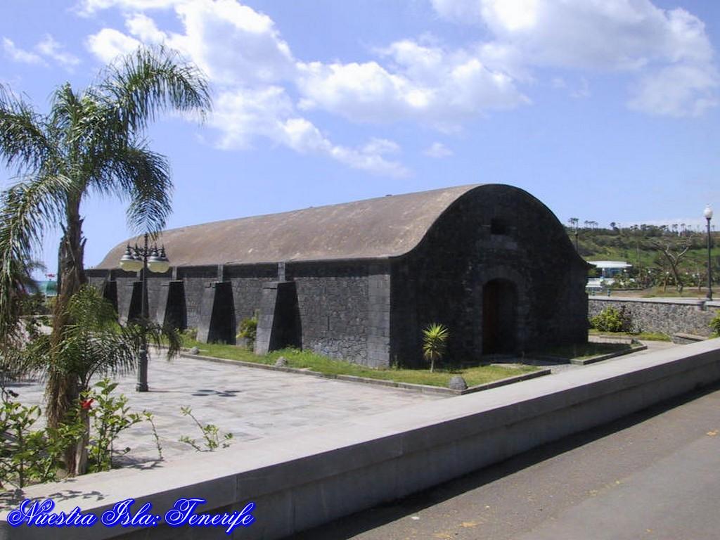 Nuestra isla tenerife casa de la polvora santa cruz for Casas en santa cruz de tenerife