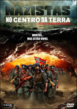 Download Nazistas no Centro da Terra   BDRip Dual Áudio