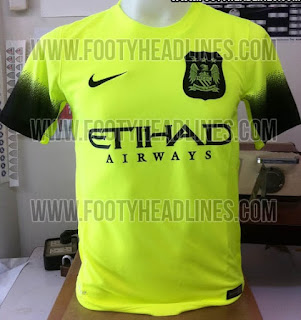 gambar detail bocoran jersey musim depan Jersey Ketiga manchester City 2015/2016 enkosa sport