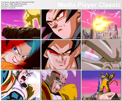 Download Film / Anime Dragon Ball GT Episode 35 Bahasa Indonesia