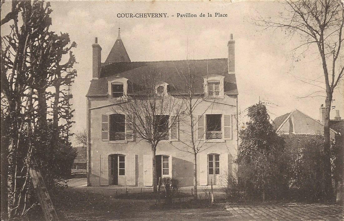 Pavillon de la Place - Cour-Cheverny