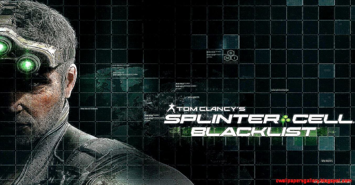 36 Tom Clancy39s Splinter Cell Blacklist Wallpapers  HD