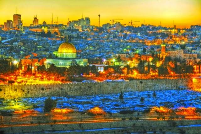 Kenapa Yerusalem Penting Dimata Islam Kristen Dan Yahudi