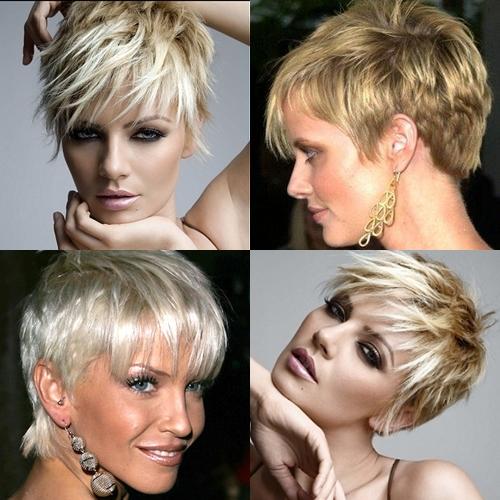frisyrer til kort hår