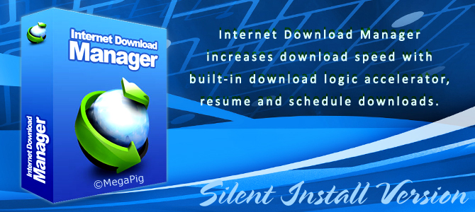 idmsilent Internet Download Manager 6.21 build 5 Final