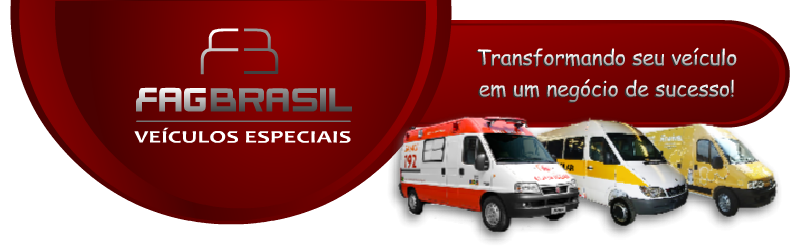 FAG BRASIL - veículos especiais