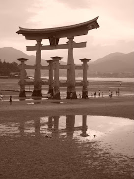 O-Torii Gate, Miyajima, Japan