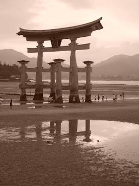 O-Torii Gate, Miyajima, Japan