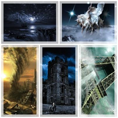 Diferentes paisajes del mundo - Tipos de paisajes ...