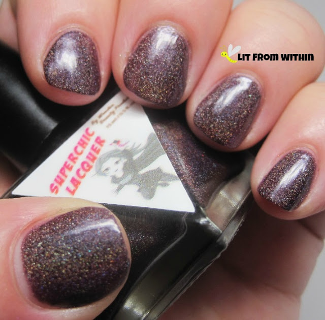Euphoria, from Superchic Lacquer (WonderBeauty Products)