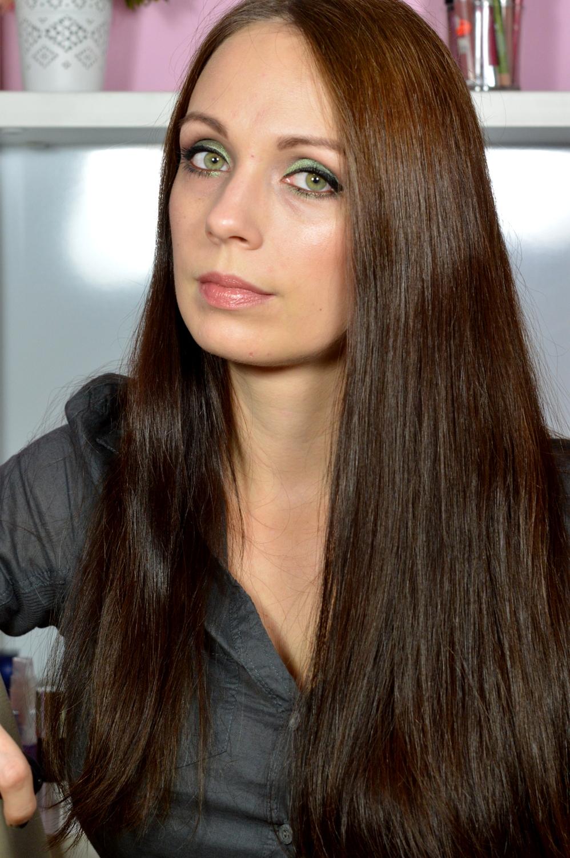 Lange Haare pflegen