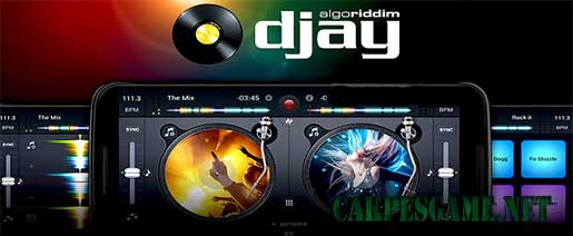 djay 2 v2.2.2 Apk Full version