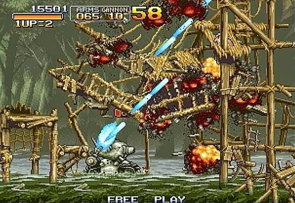 game gratis metal slug