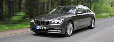 2013 BMW 750Li brown