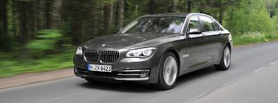 2013 BMW 750Li brown