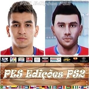 Ángel Correa (Atlético de Madrid) PES PS2