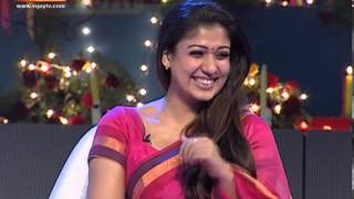 Nayanthara | The Queen is Back – Vijay Tv – Darling Darling Program Show