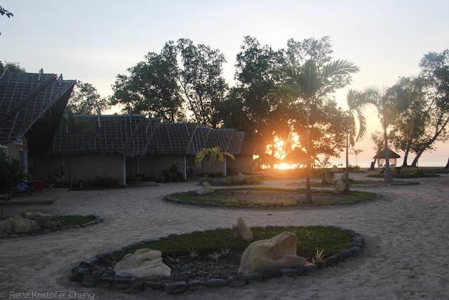 Blue Palawan Resort Sun Rise