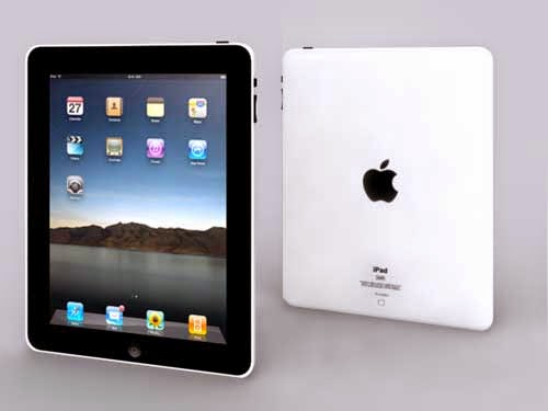 Creating apple ipad using 3ds max 3d max tutorial for for Architecture 3d ipad