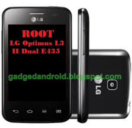 Cara Pasang CWM Di Android LG L3 II E435
