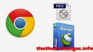 Khắc phục lỗi IDM chỉ tải file MKV mà không tải file MP4 trên Chrome