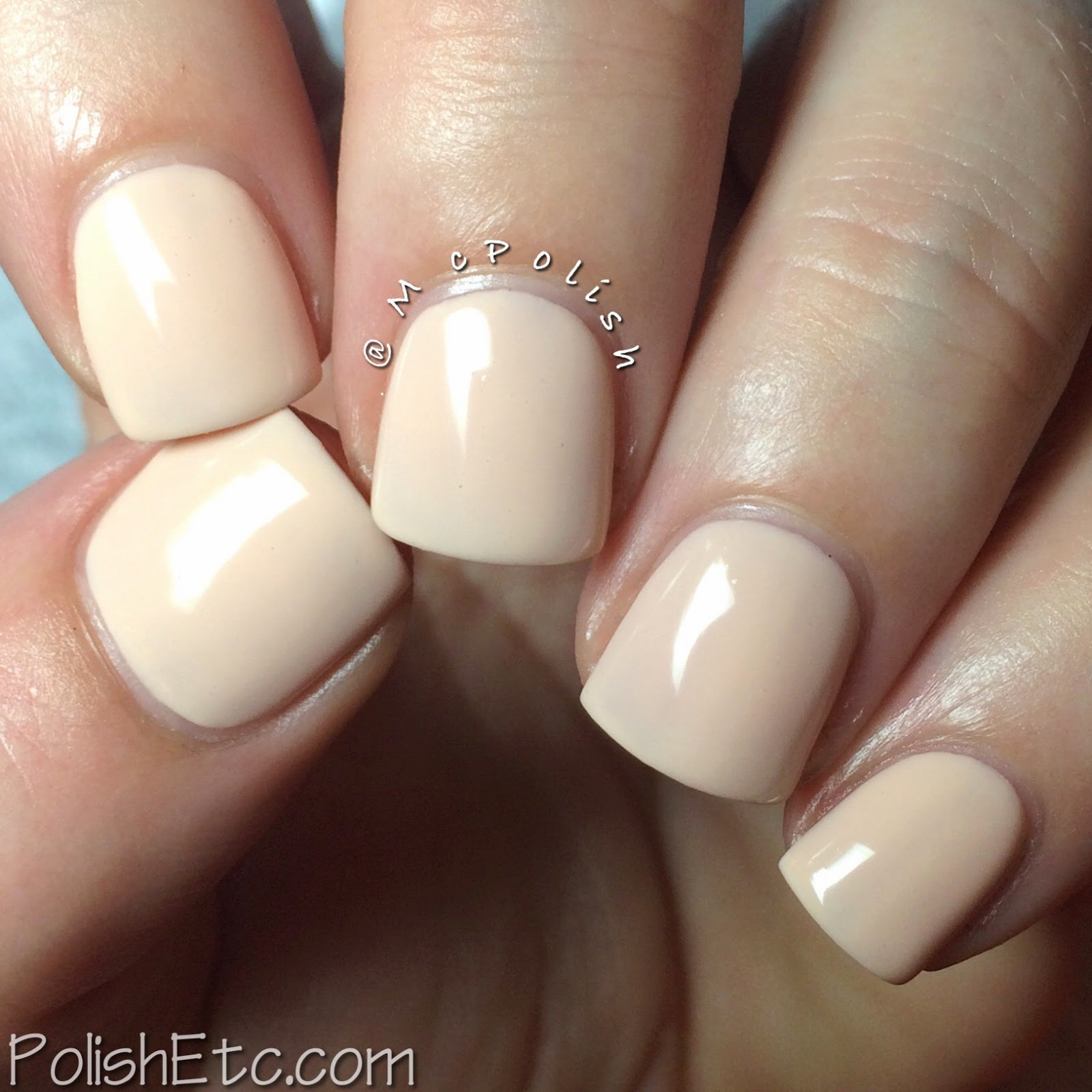 Tillie Polish Glamorous Collection - McPolish - Ethereal