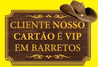 Cliente Nosso Cartão Savegnago é VIP em Barretos!