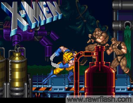 X-Men – Mutant Apocalypse Online