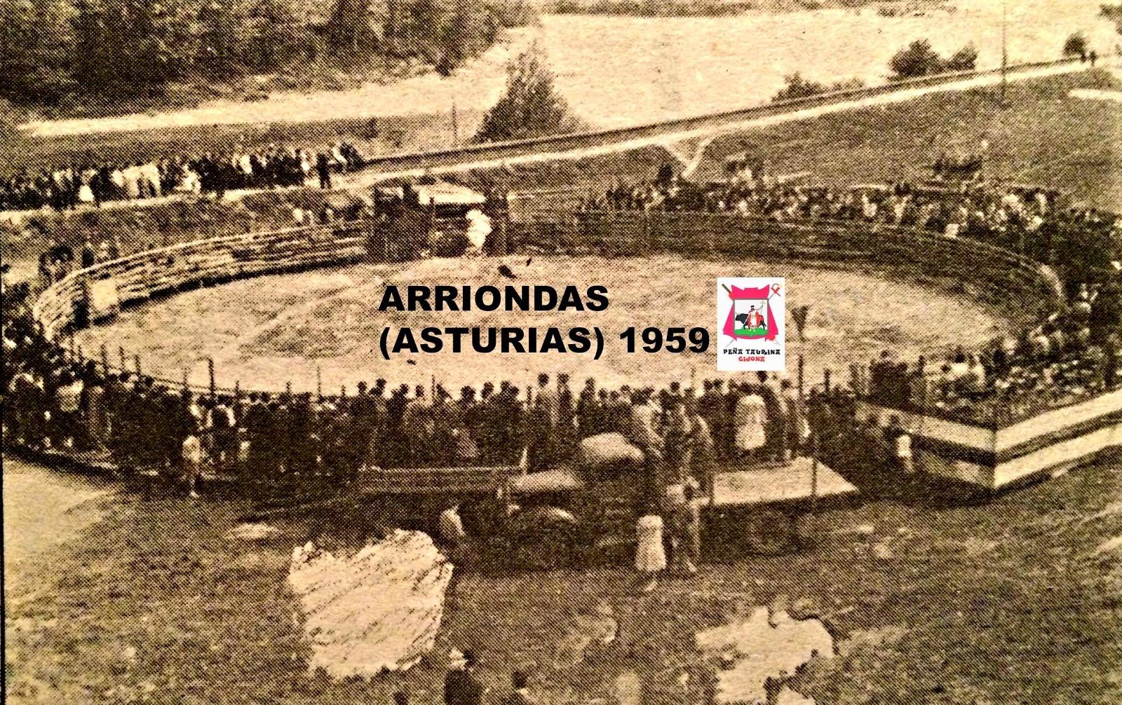 ARRIONDAS TOROS