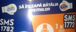 Concurs www.bataliapremiilor.ro Sprite și Fanta