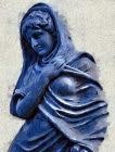 'Donzella en blau (Toni Arencón Arias)'
