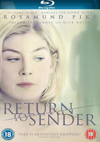 Return to Sender (2015) Full Movie