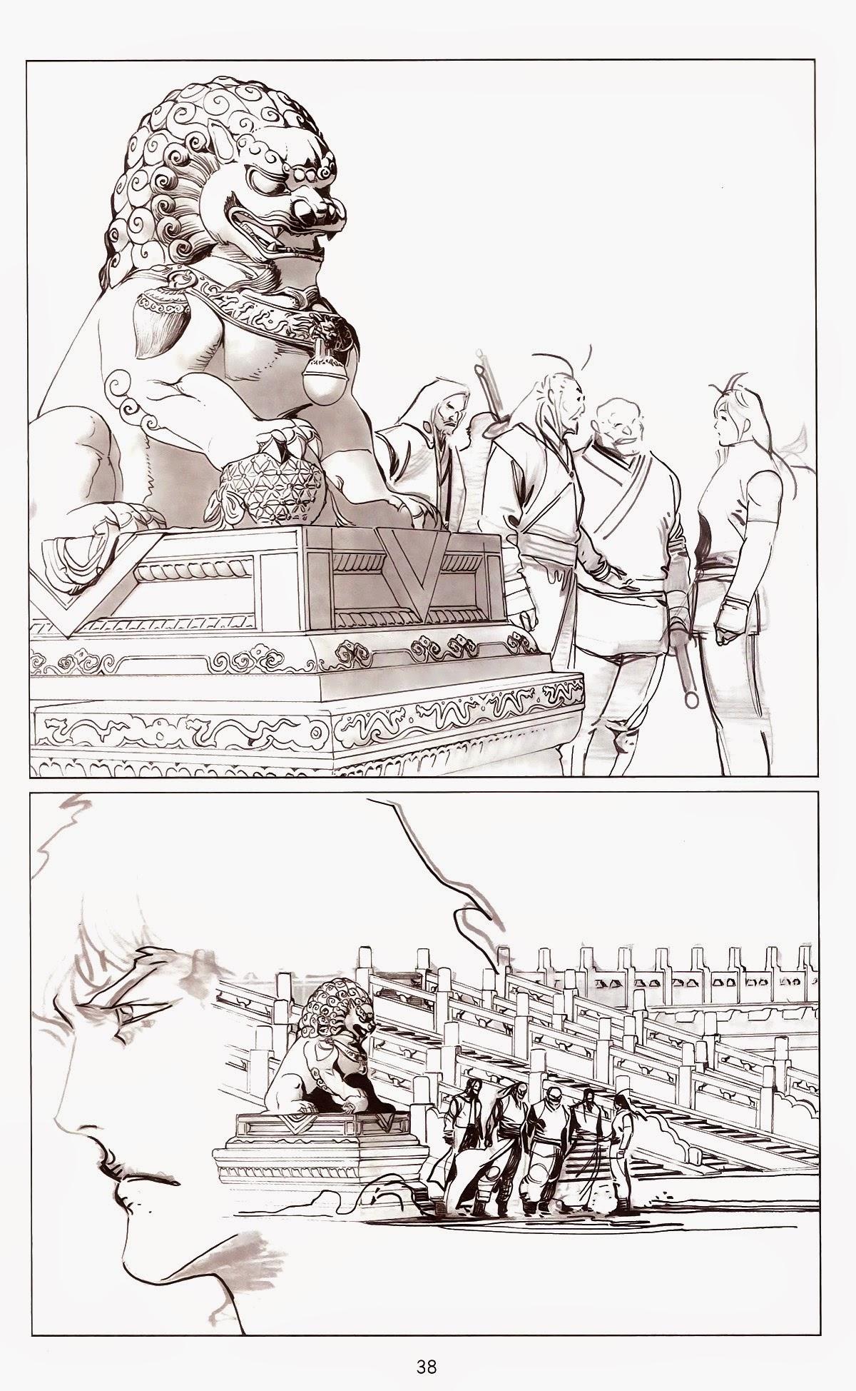Phong Vân chap 675 - Trang 36