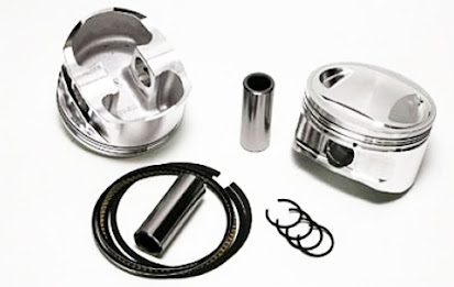 Tips dan Cara Atasi Piston Motor Ngancing