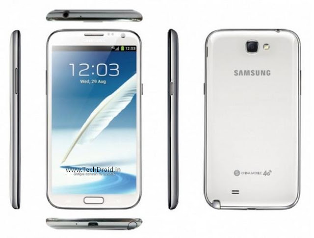 Samsung Galaxy Note 2 GT-N7108D