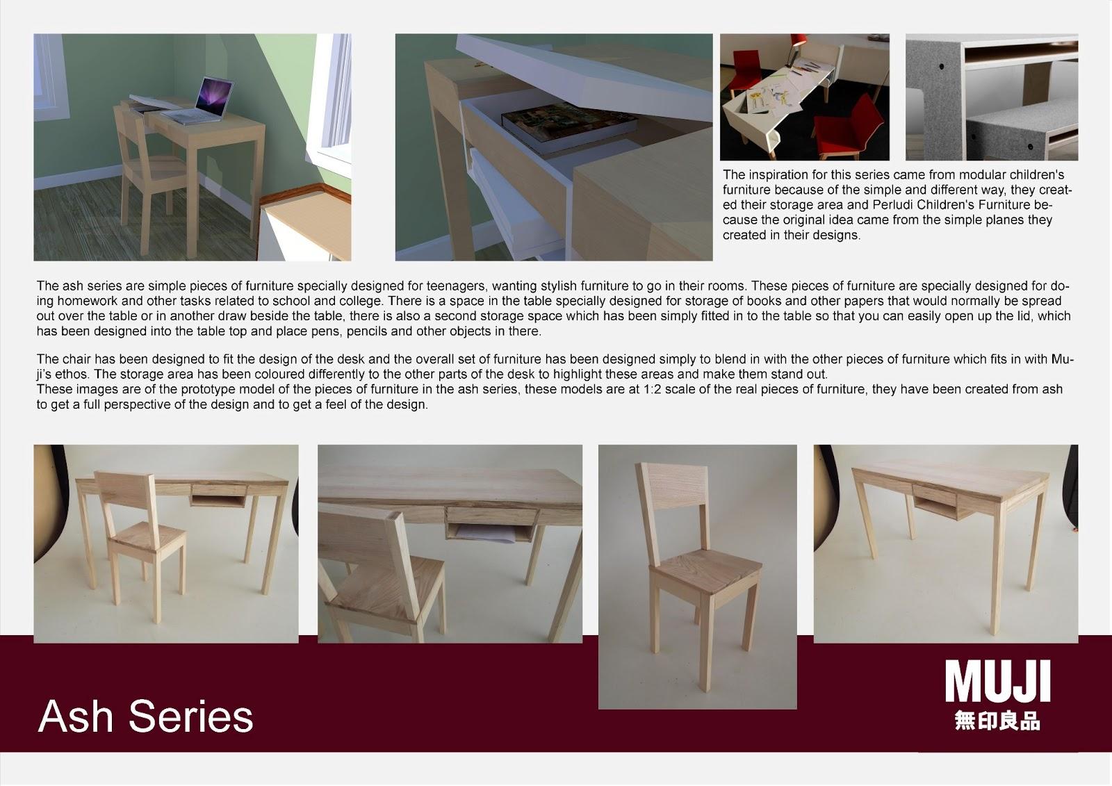 Richene Brown Muji furniture board