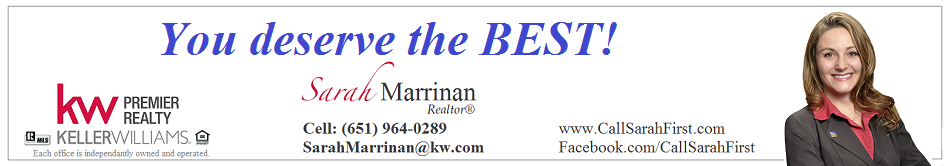 Call Sarah First - Keller Williams Premier REalty