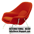 New red chairs designs, red chairs furniture fashions 2013